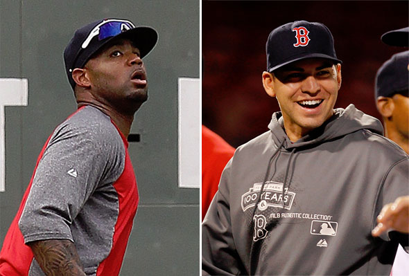 Crawford and Ellsbury