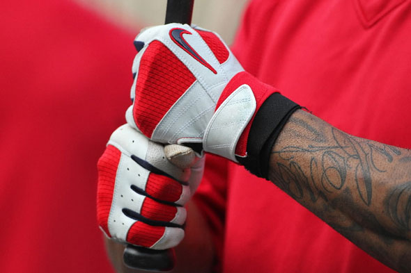 Crawford's wrist