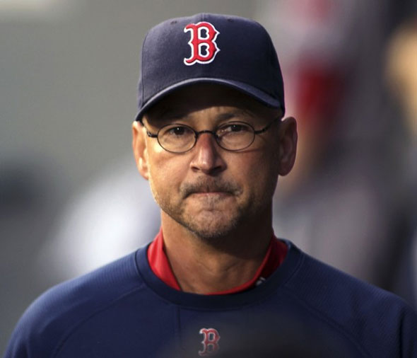 Terry Francona returns