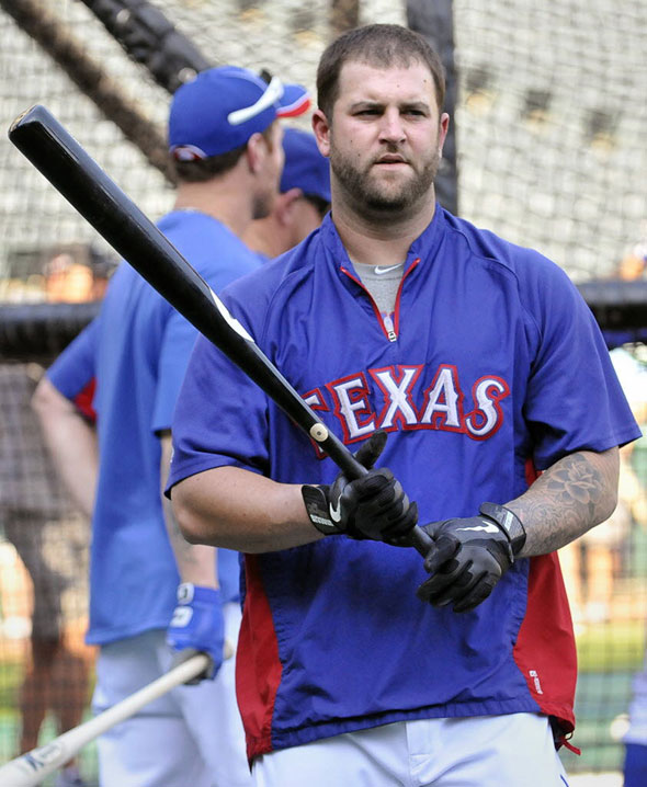 <strong>Mike Napoli</strong>