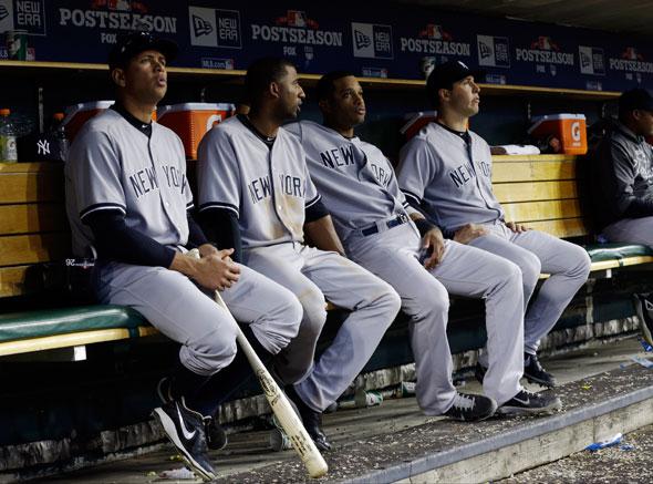 Yankees lose
