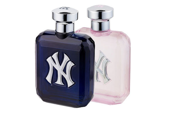 Yankees frangrance