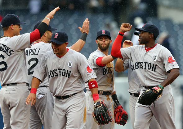 Red Sox postgame