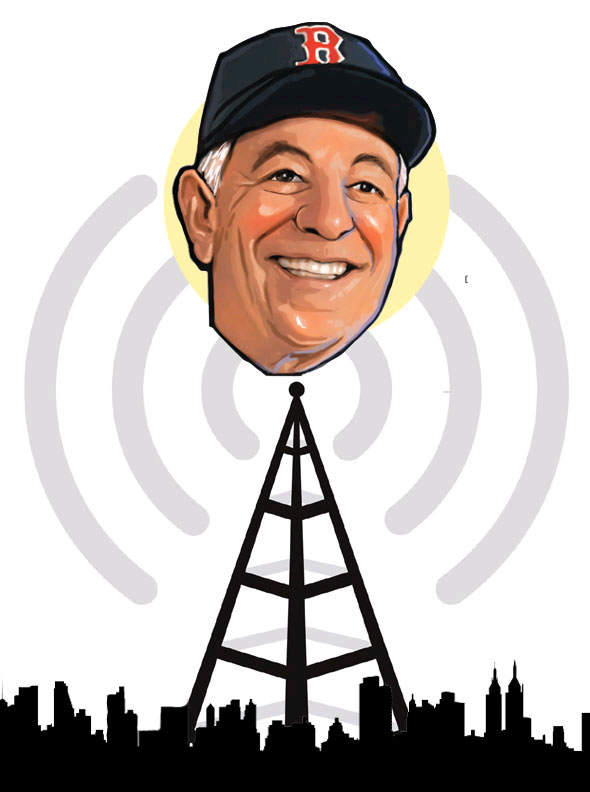 Boston Dirt Dogs -- Bobby V is back on the air