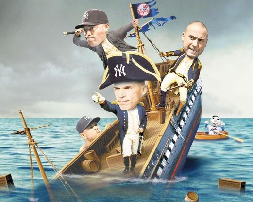 Yankees Sunk