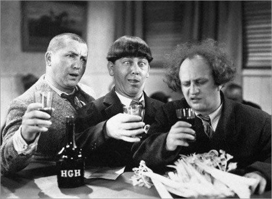 BDD - Three Stooges, Episode No. 191