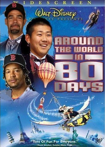 BDD - Around the World in 80 days