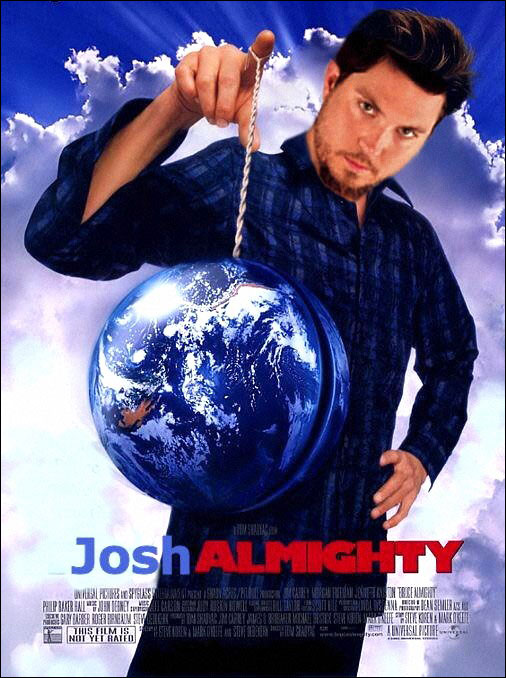 Josh Beckett's got the world on a string