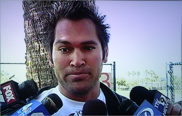 Watch Johnny Damon wax on about A-Rod here