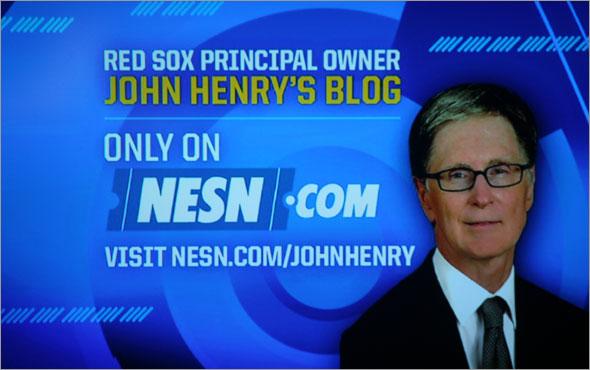 John Henry's blog...