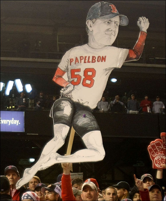The Dancing Papelbon