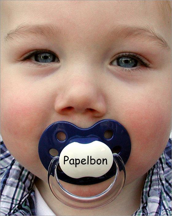 BDD -- Jonathan Papelbon Gets a Pacifier