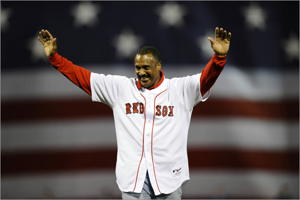 Jim Rice gets in the Hall