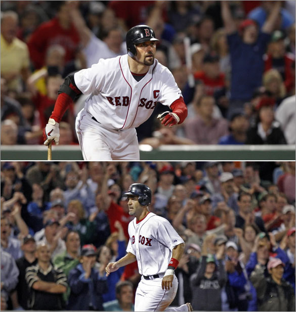 Tek and Lowell lead Sox to victory