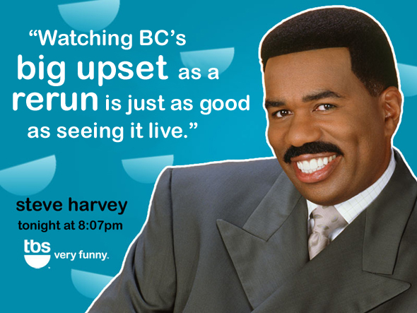 BDD - Steve Harvey says...