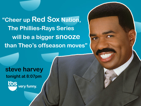 BDD - Steve Harvey says ...