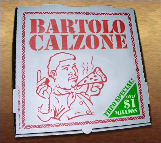 Boston Dirt Dogs -- Bartolo Calzone