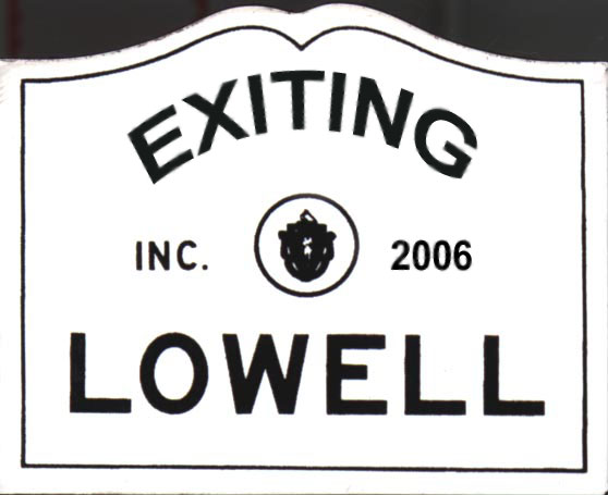 Exiting Lowell