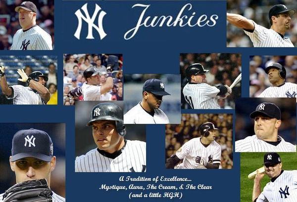 The NY Junkies - A Tradition of Excellence on TwitPic