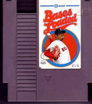 Bases loaded like the old Nintendo game