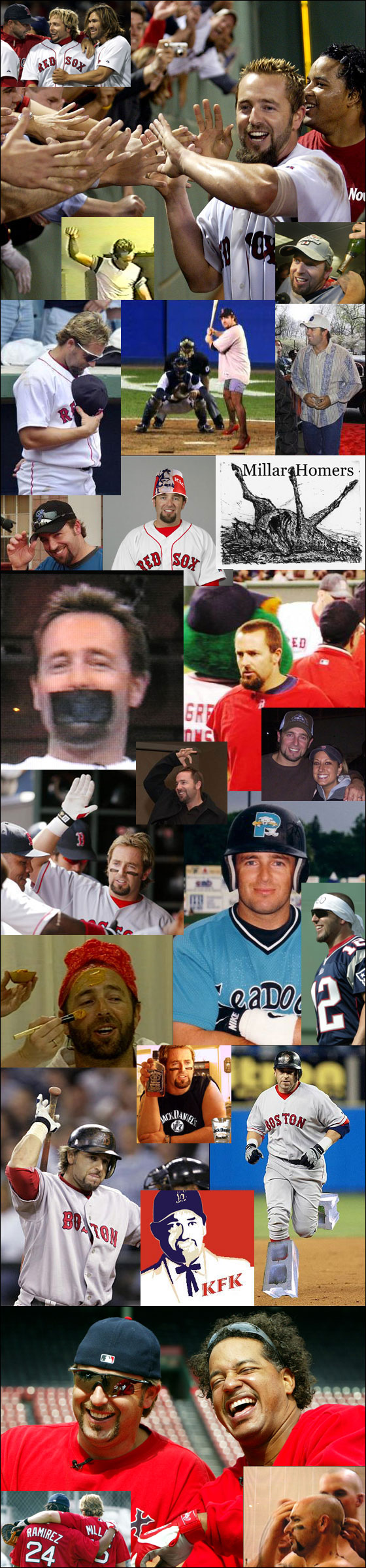 Boston Dirt Dogs: Thanks for the memories... and all the fun Kevin