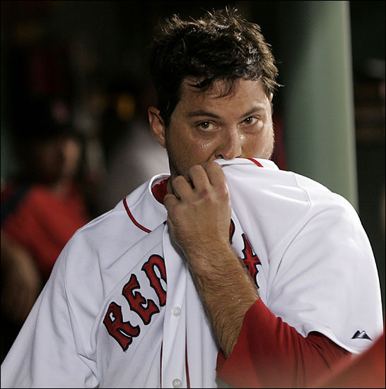 Josh Beckett Gives It Up Again