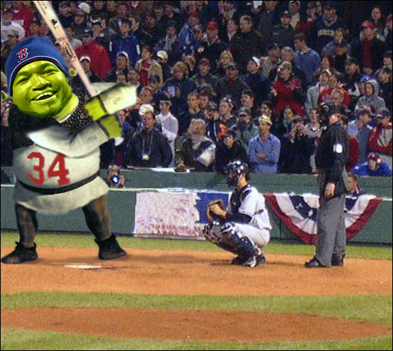 BDD -- Big Papi Shrek