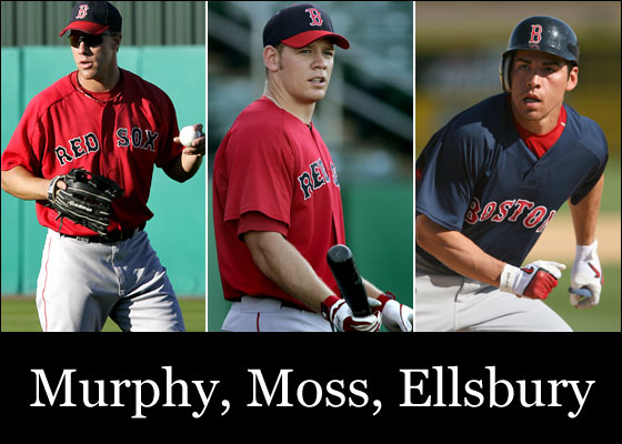 Murphy, Moss, and Ellsbury