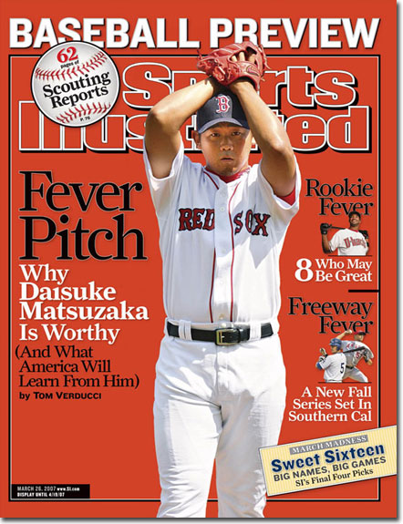 Sports Illustrated 2007 Baseball Preview Issue