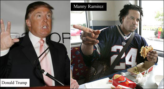 The Donald and Manny
