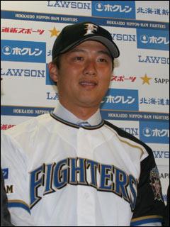 Hideki Okajima, Hokkaido Nippon Ham Fighters
