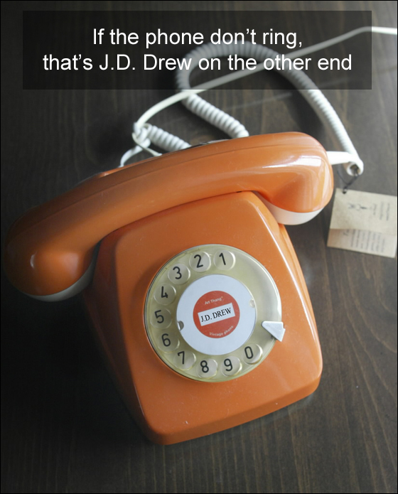 J.D. Phone Home