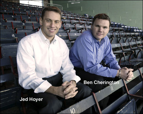 Jed and Ben