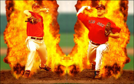 Papelbon and Lester are Red Hot