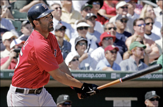 Mike Lowell's spring