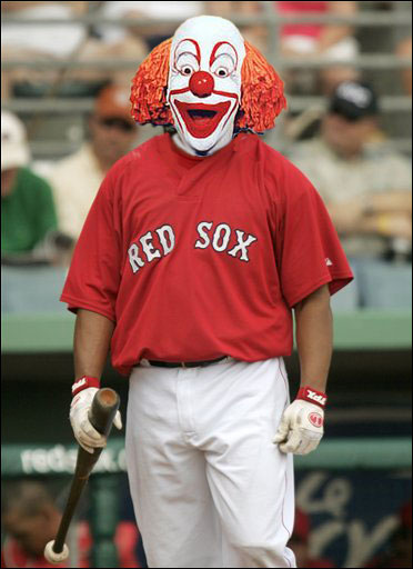 Boston Dirt Dogs: Manny Being Bozo