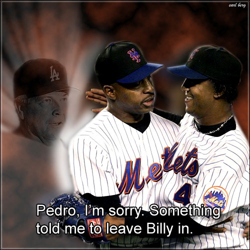 Petey and the Mets