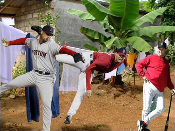 Is Tito Hanging His Starters Out to Dry?