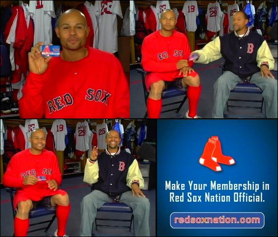 NESN commercial for Red Sox Nation card sales