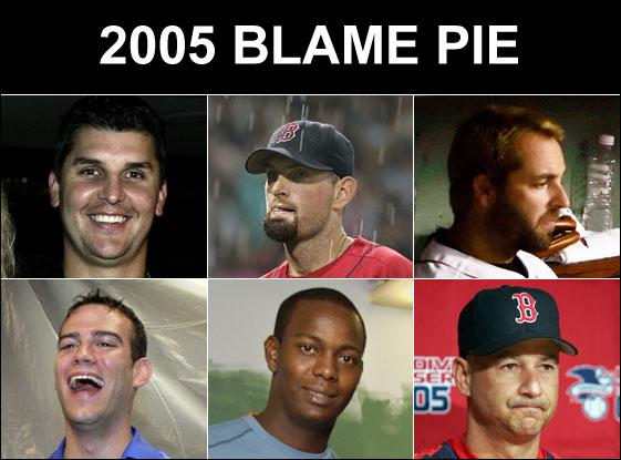 2005 Blame Pie