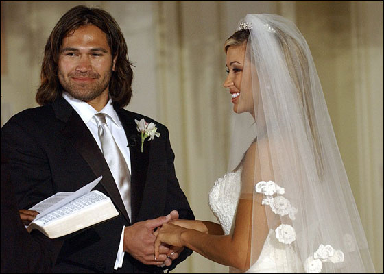 Red Sox Star Johnny Damon Gets Married Johnnydamon
