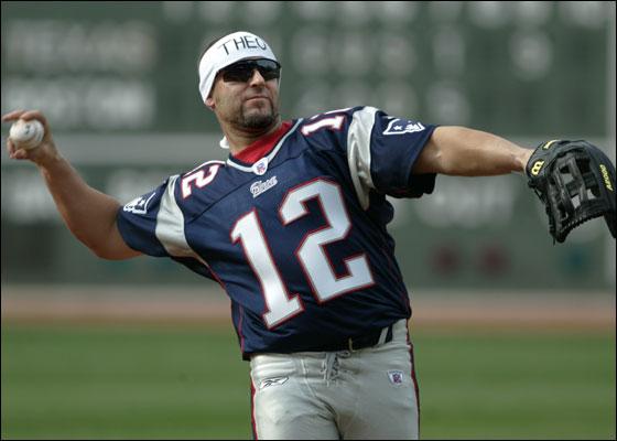 Brady Wannabee
