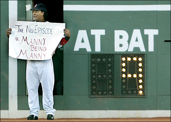 2007 AL East Previews: Boston Red Sox