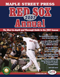 Maple Street Press 2007 Red Sox Annual