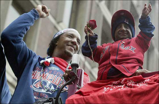 Oct. 30, 2004: Pedro and Nelson