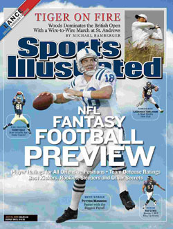 July 25 Sports Illustrated