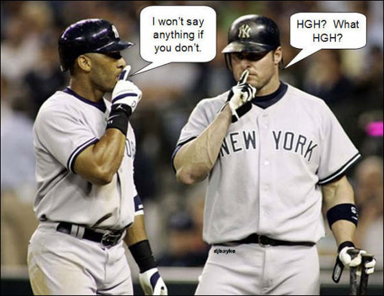 Giambi, Sheffield Still Juice Guys?