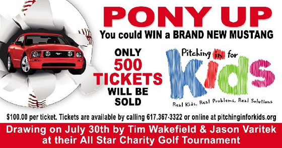 All-Star charity golf tournament