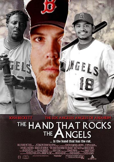 Josh Beckett poster