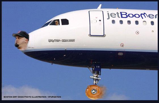 Jet Boomer